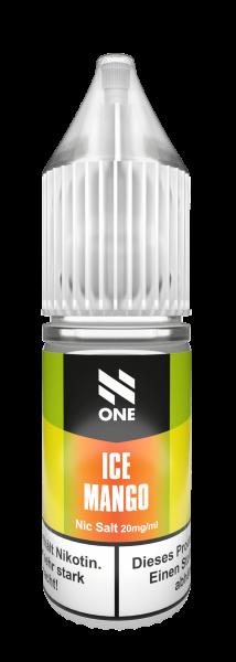 N One - Mango Ice Nikotinsalz 20mg
