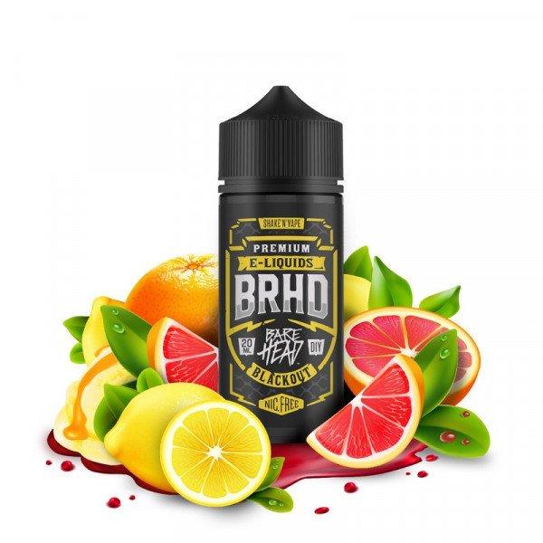 BRHD - Barehead - Blackout Aroma