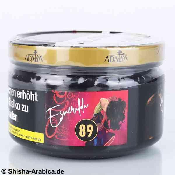 Adalya - No. 89 Esmeralda 200g