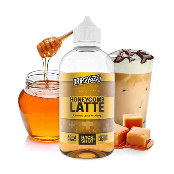 Drip Hacks - Honeycomb Latte Aroma