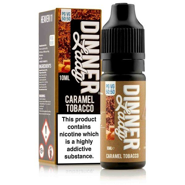 1111 Caramel Tobacco 10 ml