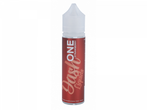 Dash Liquids - Aroma One Strawberry 15ml