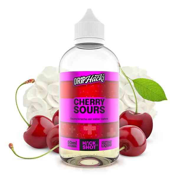 Drip Hacks - Cherries Sours Aroma