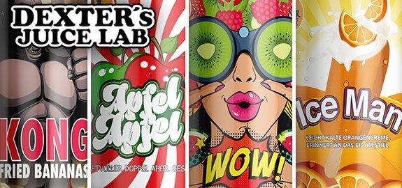 Dexter's Lab Juice