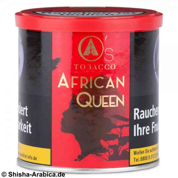 O`s Tobacco - African Queen 200g