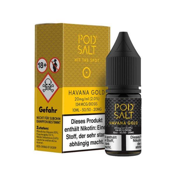 Pod Salt - Havana Gold