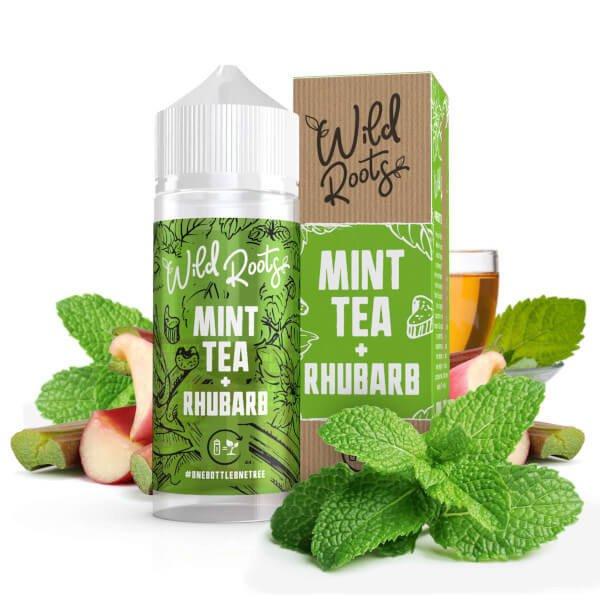 Wild Roots - Wild Tea with Rhubarb