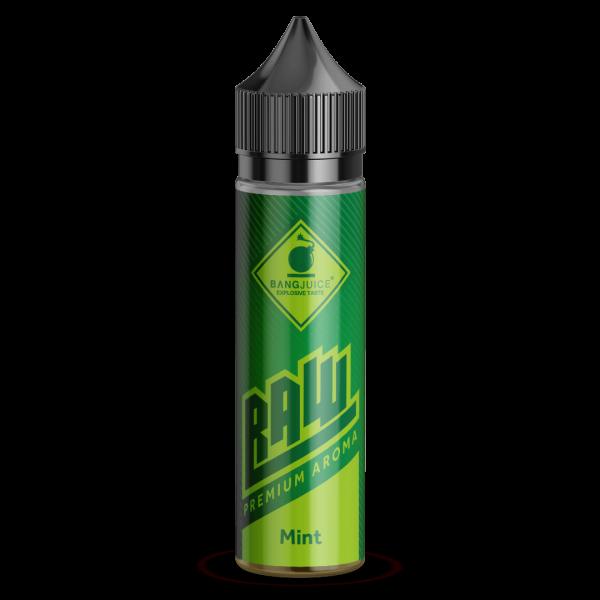 Bang Juice - Raw - Mint Aroma