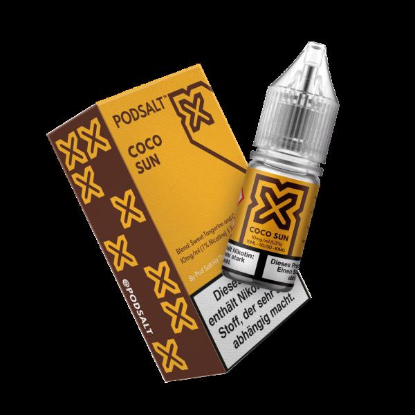 Pod Salt X - Coco Sun Nikotinsalz