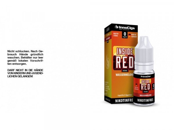 Inside Red - Wassermelone 10 ml