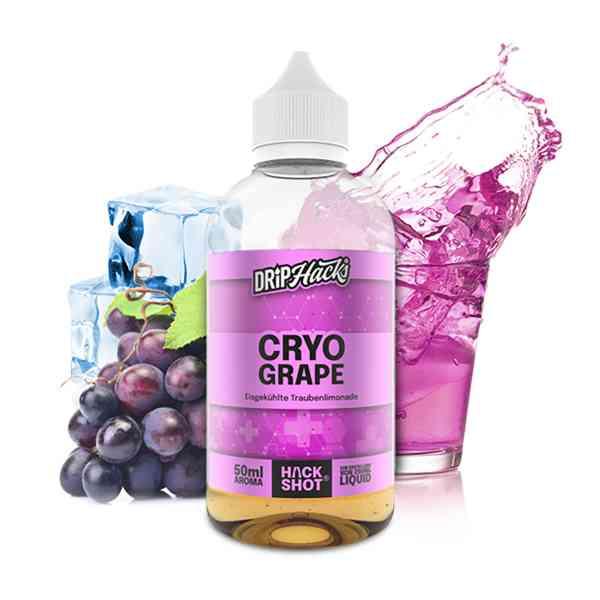 Drip Hacks - Cryo Grape Aroma