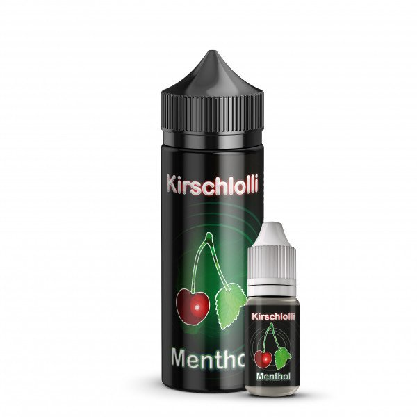 Kirschlolli - Menthol Aroma