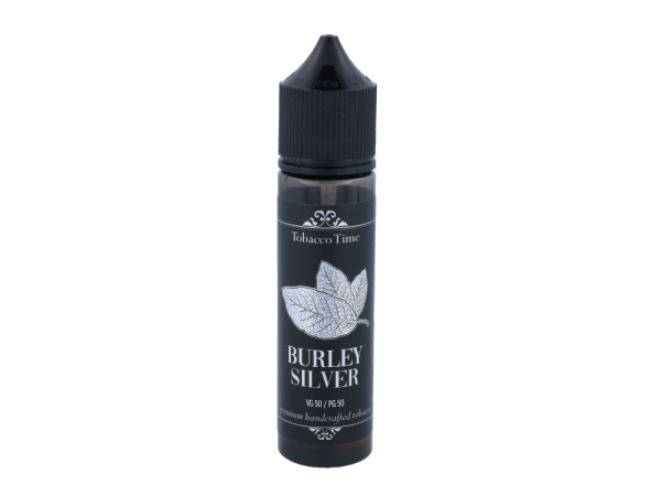 Tobacco Time - Burley Silver Aroma
