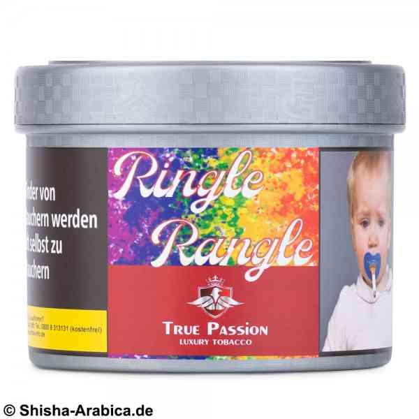 True Passion - Ringle Rangle 200g