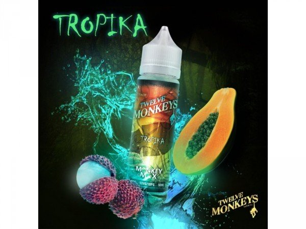 Twelve Monkeys - Tropika DIY