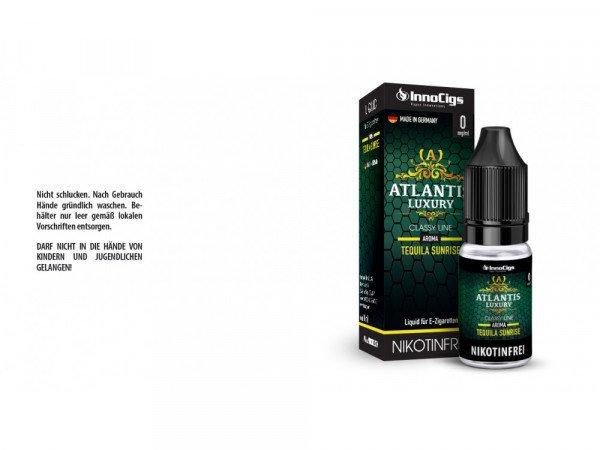InnoCigs - Classy Line - Atlantis Luxury Tequila Sunrise 10 ml