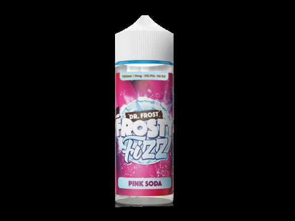 Dr. Frost - Frosty Fizz - Pink Soda Liquid - 100ml 0mg/ml