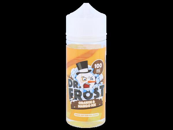 Dr. Frost - Polar Ice Vapes - Orange Mango Ice 0mg/ml