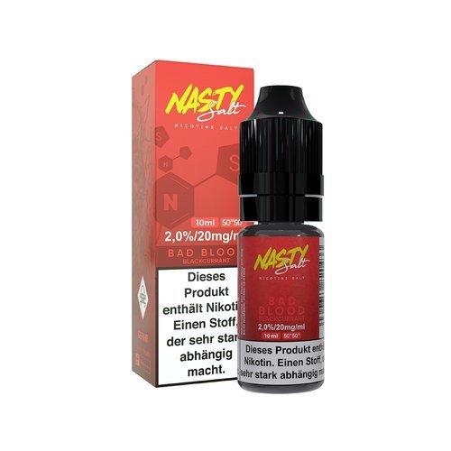 Nasty Juice - Bad Blood Nic Salt 20mg