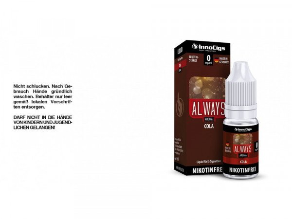 Always - Cola 10 ml