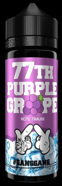 #ganggang - 77th Purple Grape Ice Aroma