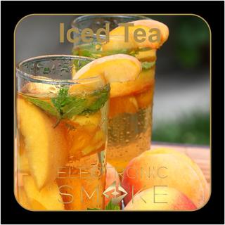 Iced Tea Pfirsich 10 ml Aroma