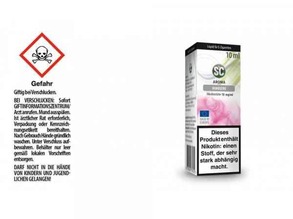Himbeere E-Zigaretten Liquid