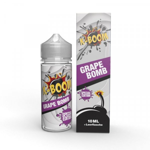 K-Boom - Grape Bomb