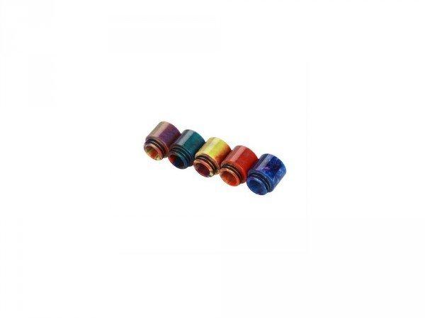 TFV8 Resin Cobra Drip Tip diverse Farben 810er