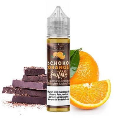 Schoko Orange Souffle Aroma
