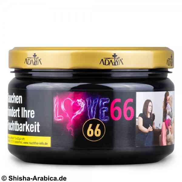 Adalya - No. 66 Love 66 200g