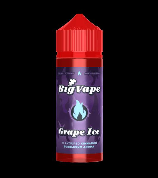 Big Vape - Grape Ice Aroma