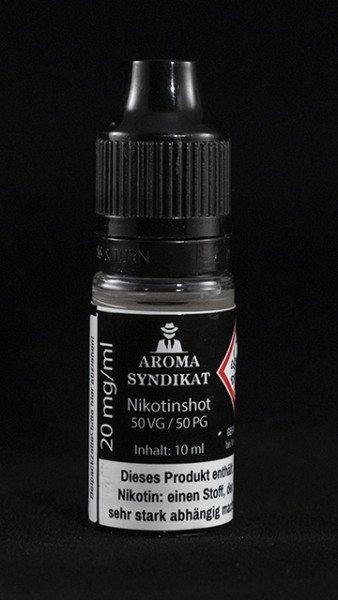 Aroma Syndikat - Shot 1x10ml 50/50 20mg