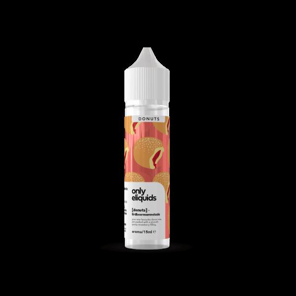 Only - Erdbeermarmelade Krapfen Aroma