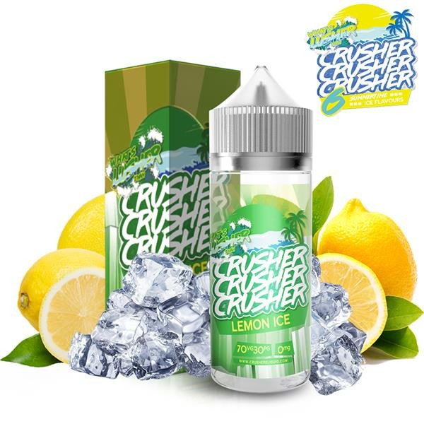 Lemon Ice 100 ml